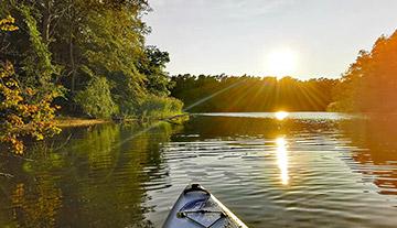 Lenz, Plauer See, Urlaub am Wasser