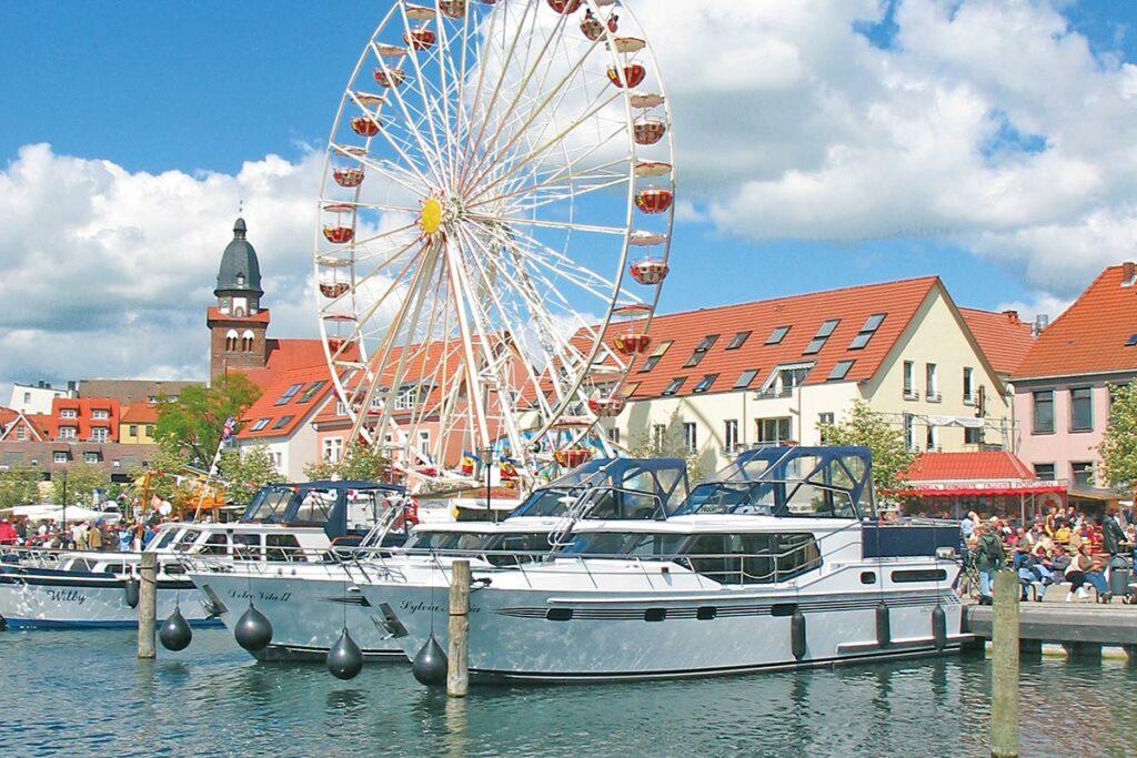Waren, Mueritz, Mecklenburg Vorpommern